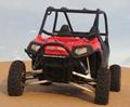 Polaris RZR Long Travel Kits