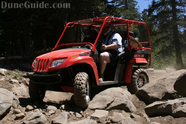 Arctic Cat Prowler - Rubicon Trail