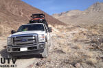 Steel Pass Rd. - Eureka Dunes to Saline Valley Hot Springs