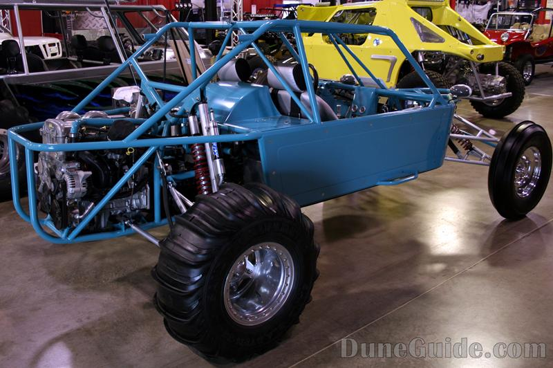Jess Motorsports - Two Seat Sand Car