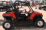 Glamis - Polaris RZR with paddle tires & smoothies
