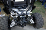 Trinity Racing Polaris RZR Exhaust