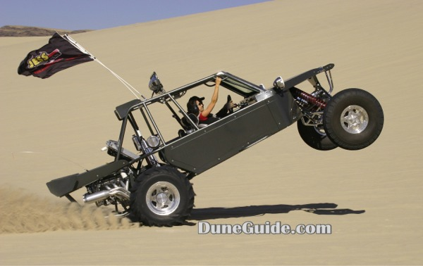 Jess Motorsports Off-Road - 2 Seat Rear Engine Sand Car