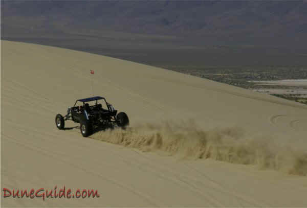 Sand Mountain - Fabrications Unlimited Two Seat Mid Engine
