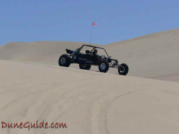Sand Mountain - Jon's Two-Seat Mid-Engine Sand Car