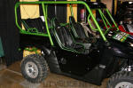 Teryx 4 seat roll cage - SDR Motorsports